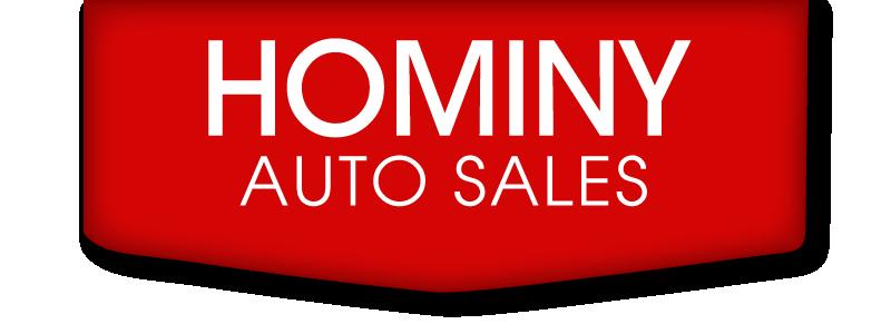 HOMINY AUTO SALES