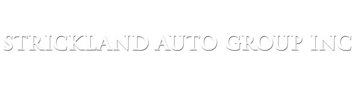 STRICKLAND AUTO GROUP INC