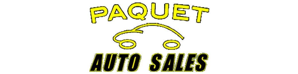 Paquet Auto Sales