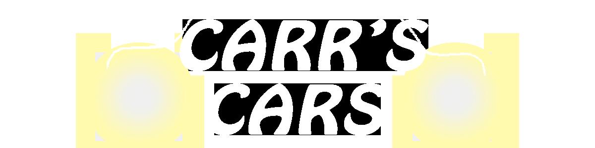 Carr's Cars