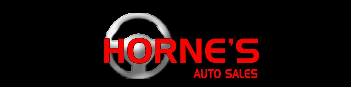Horne's Auto Sales