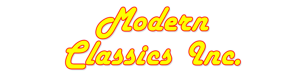 Modern Classics Car Lot