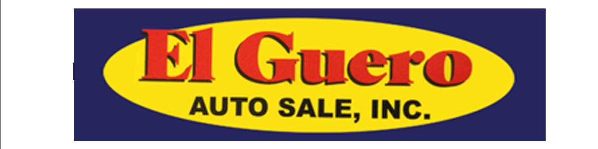 El Guero Auto Sale