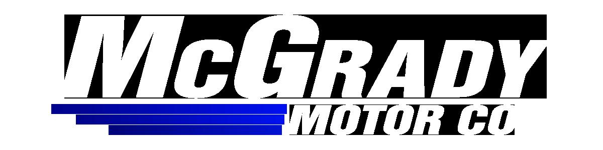 Mc Grady Motor Co