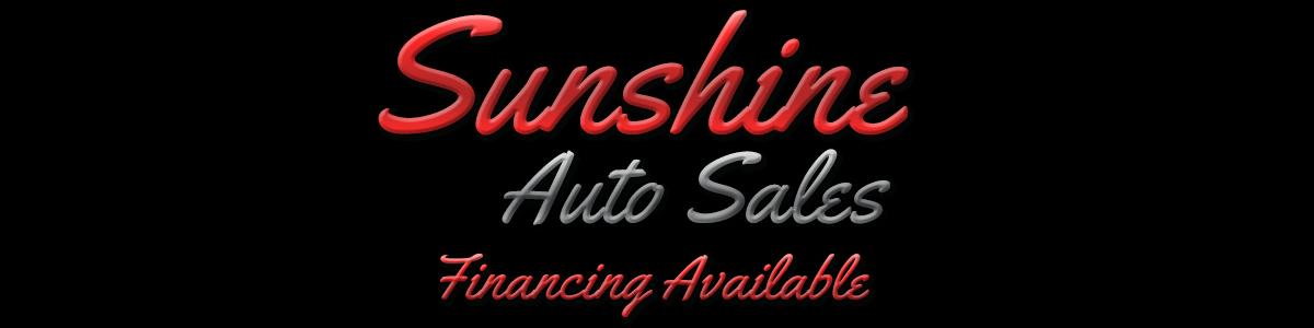SUNSHINE AUTO SALES LLC