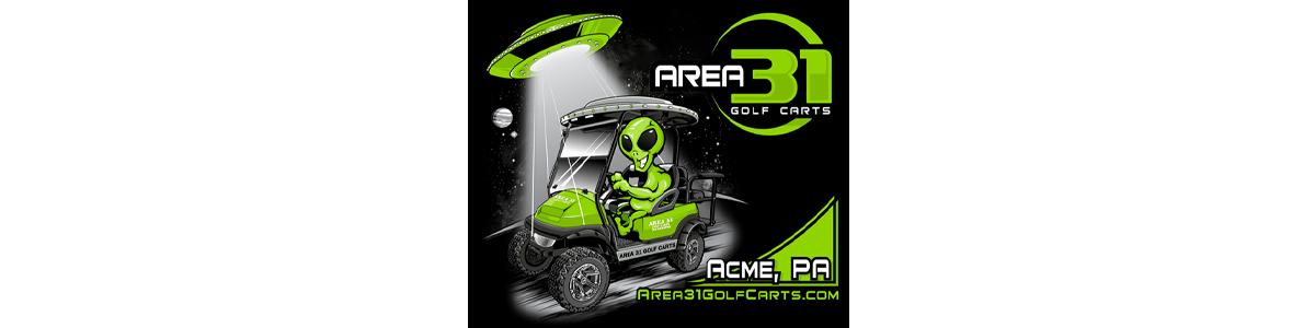 Area 31 Golf Carts