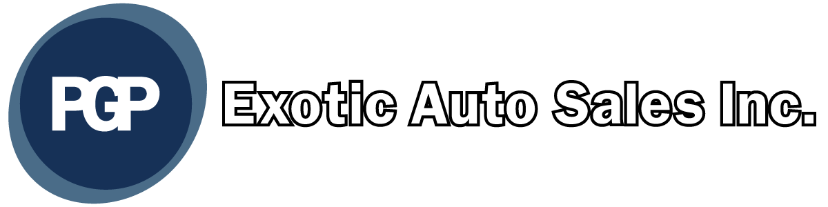 P.G.P. Exotic Auto Sales Inc.
