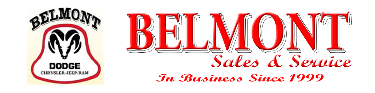 BELMONT DODGE CHRYSLER JEEP RAM