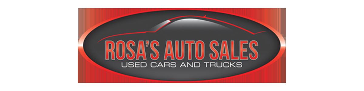 Rosa's Auto Sales