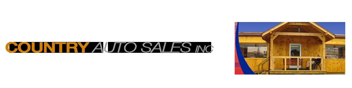 Country Auto Sales Inc.