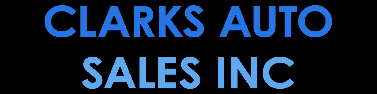 CLARKS AUTO SALES INC