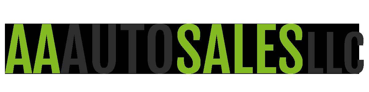 AA Auto Sales LLC