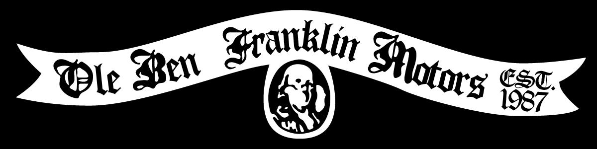Ole Ben Franklin Mitsbishi