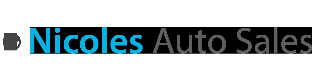 NICOLES AUTO SALES LLC