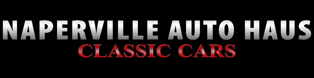 Naperville Auto Haus Classic Cars