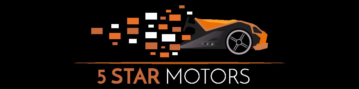 5 STAR MOTORS 1 & 2 - 5 STAR MOTORS