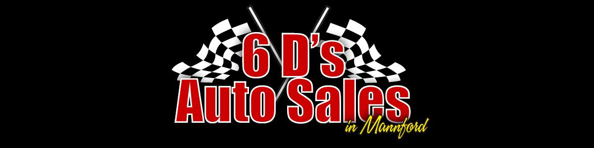 6 D's Auto Sales MANNFORD