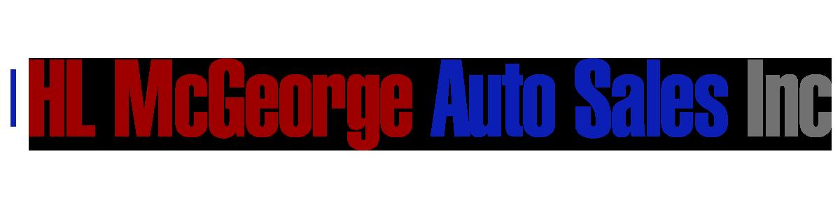 HL McGeorge Auto Sales Inc