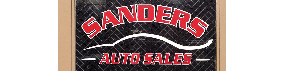 Sanders Auto Sales