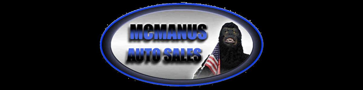 MCMANUS AUTO SALES