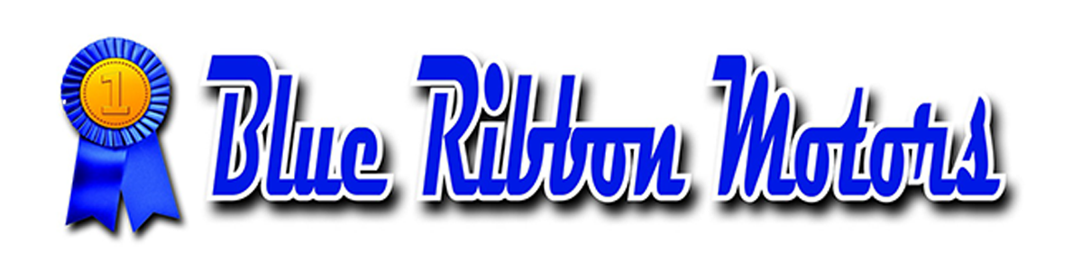 BLUE RIBBON MOTORS