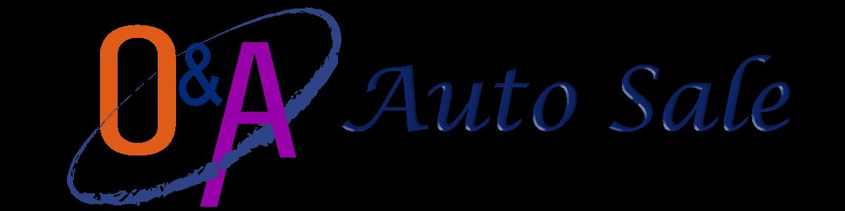 O A Auto Sale