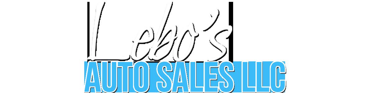 Lebo's Auto Sales LLC