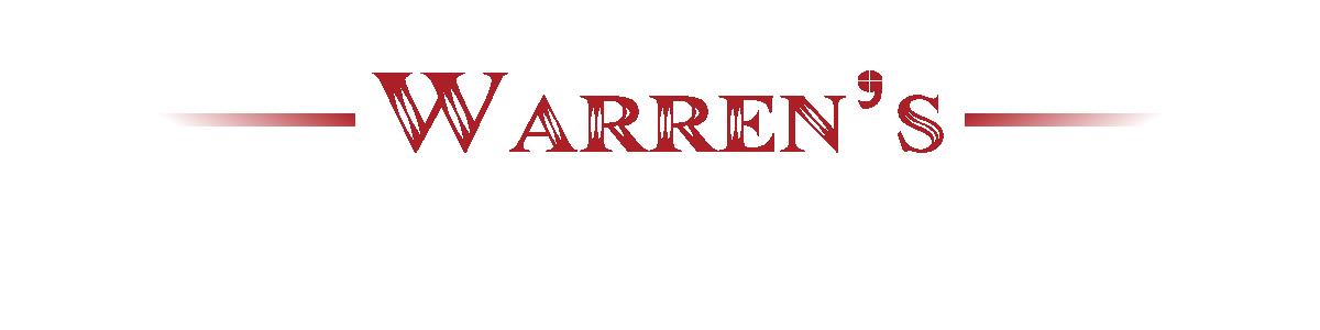 WARREN'S AUTO SALES