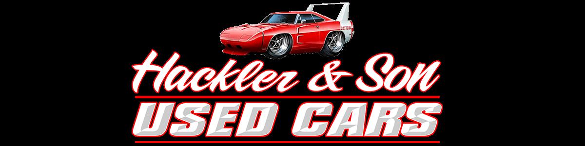 Hackler & Son Used Cars