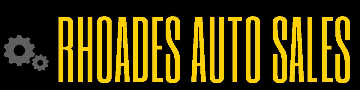 Rhoades Auto Sales