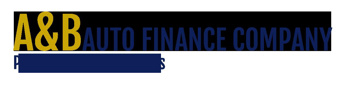 A & B Auto Finance Company