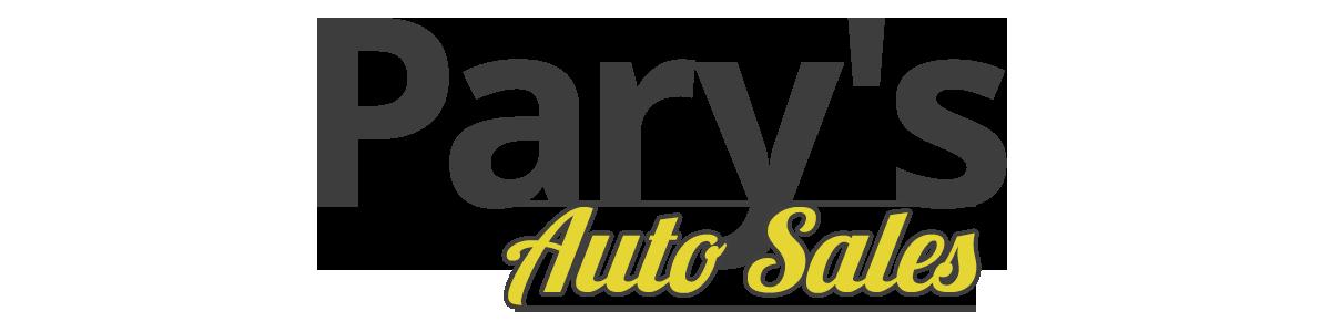 Pary's Auto Sales