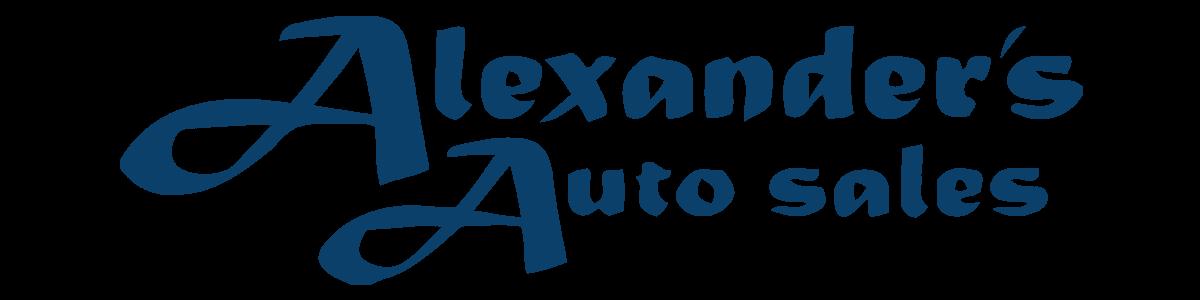 Alexander's Auto Sales