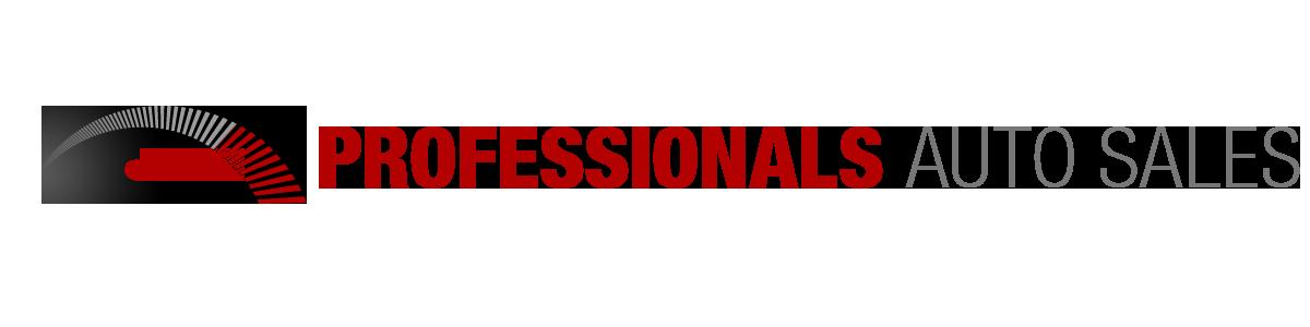 Professionals Auto Sales