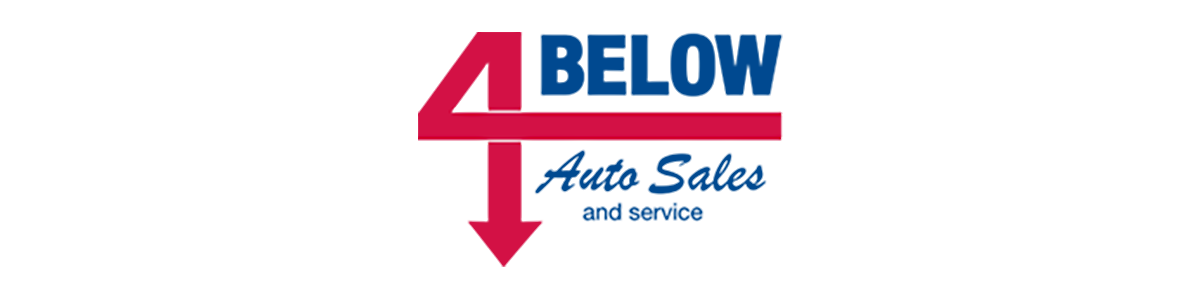 4 Below Auto Sales